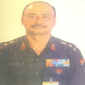 Maj Gen T.P.S. Rawat