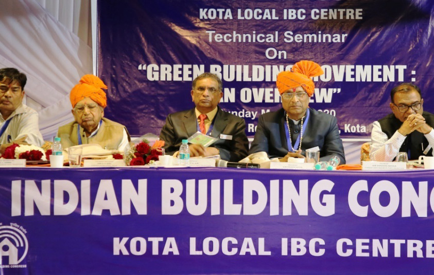 """24th Annual Convention and National Seminar on """"Development of New Greenfield Townships"""""""