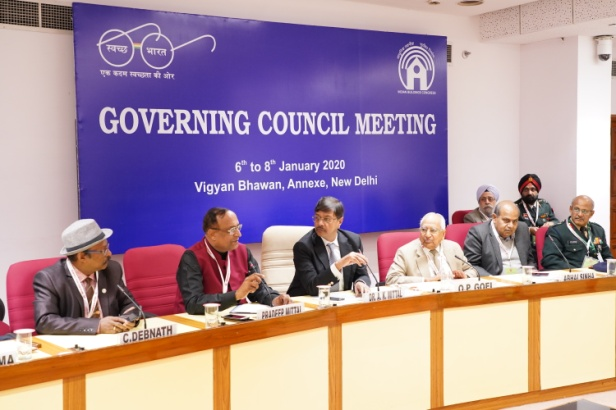 IBC 96th Governing Council Meeting