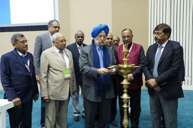 Shri Hardeep Singh Puri, Union Hon'bleMinister of State