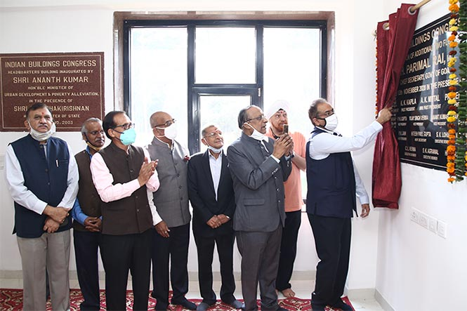 Inauguration of Additional Two Floors of IBC Headquarters